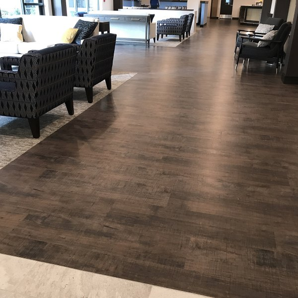 Franklin Flooring - Eagleview Senior Living