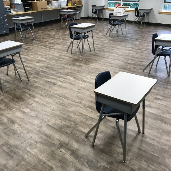 Franklin Flooring - Perkiomen Valley School District